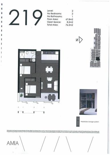 219/1 Brunswick Road, Brunswick 3056, VIC Apartment Photo