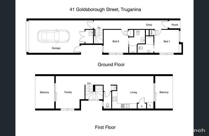 41 Goldsborough Road, Truganina 3029, VIC Townhouse Photo