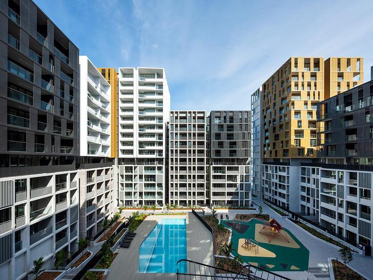 B402/5 Uhrig Road, Sydney Olympic Park 2127, NSW Apartment Photo