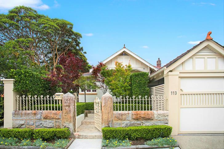 113 Cowles Road, Mosman 2088, NSW House Photo