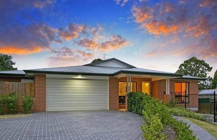 6/27 Cross Street, Baulkham Hills 2153, NSW Townhouse Photo