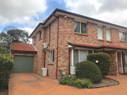 4 Obi Lane, Toongabbie 2146, NSW Townhouse Photo