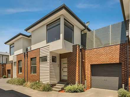 10/23-25 Mclean Street, Brunswick West 3055, VIC Townhouse Photo