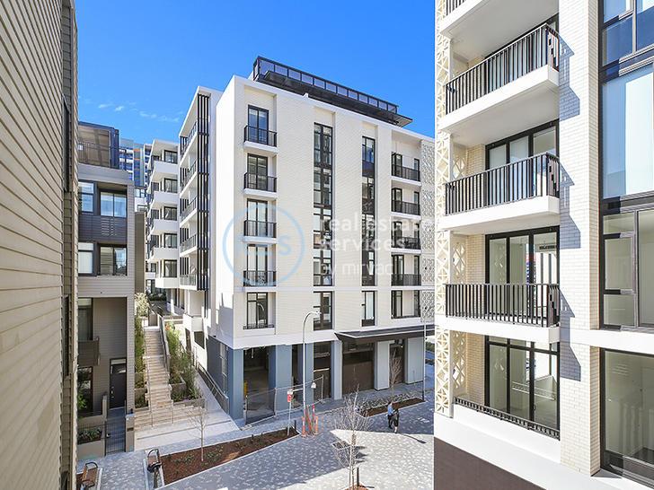 3405/5 Gadigal Avenue, Waterloo 2017, NSW Apartment Photo