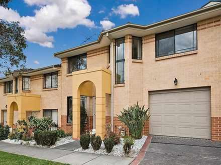3/28 Inkerman Street, Granville 2142, NSW Townhouse Photo