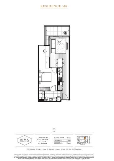 507/26 Lygon Street, Brunswick East 3057, VIC Apartment Photo