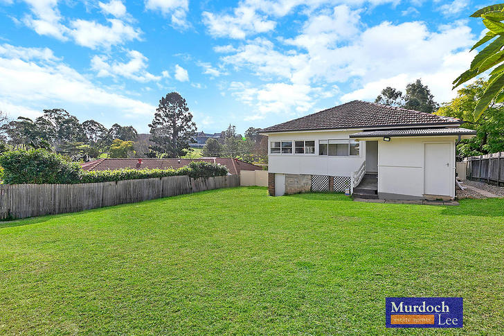156 Excelsior Avenue, Castle Hill 2154, NSW House Photo