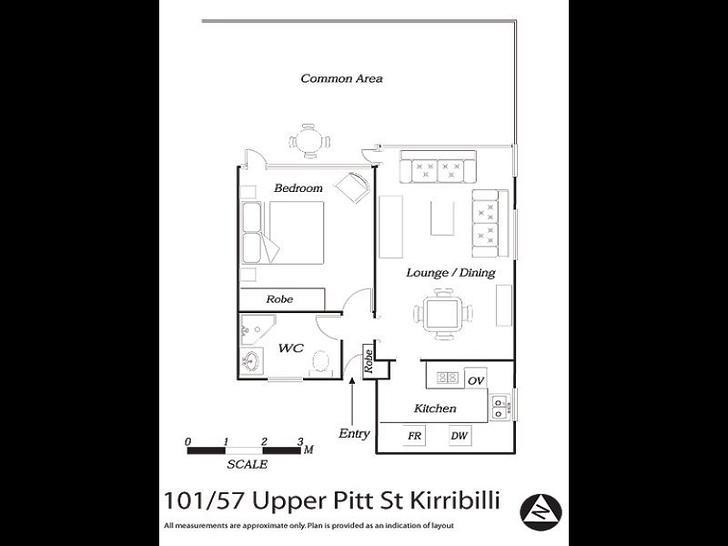 101/57 Upper Pitt Street, Kirribilli 2061, NSW Apartment Photo