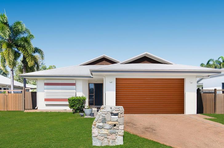 2 Aquamarine Drive, Kirwan 4817, QLD House Photo