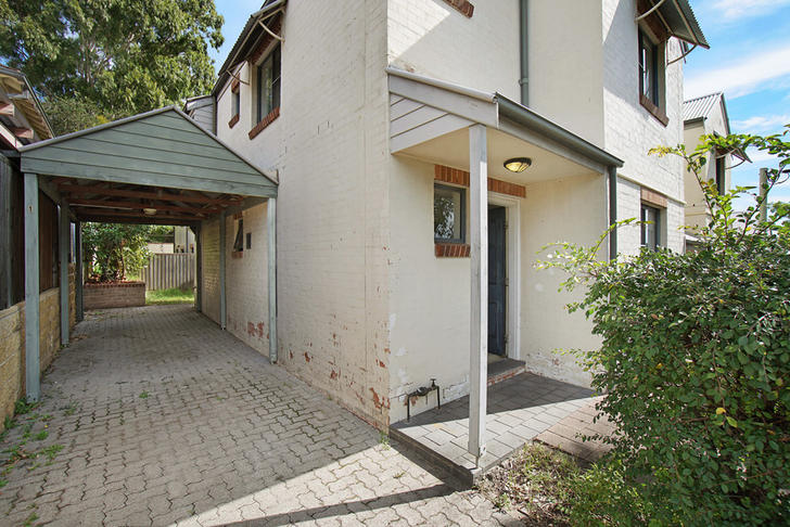 1/16-22 Lyall Street, Leichhardt 2040, NSW Townhouse Photo