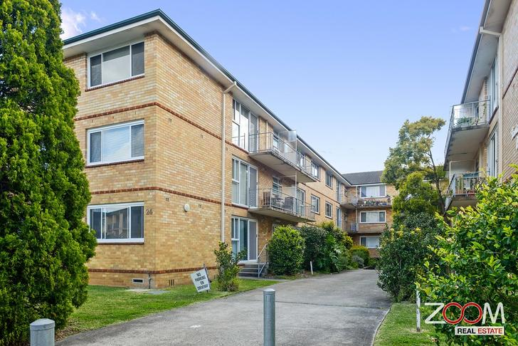 7/24 Chandos Street, Ashfield 2131, NSW Apartment Photo
