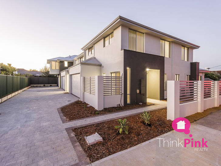 1/181 Alexander Road, Rivervale 6103, WA Townhouse Photo