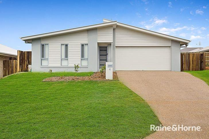 2/4 Dove Crescent, Kleinton 4352, QLD House Photo
