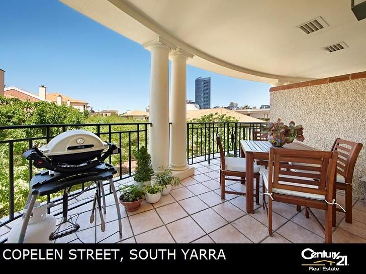 33/15 Copelen Street, South Yarra 3141, VIC Apartment Photo