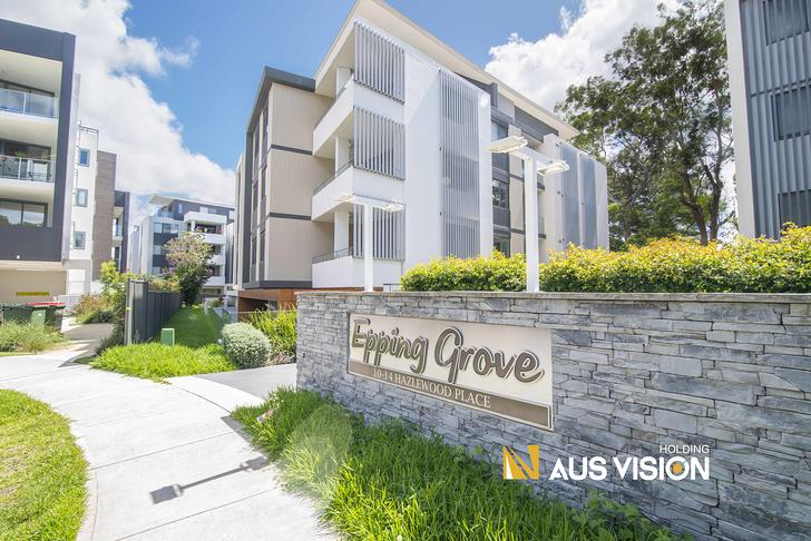 13/10-14  Hazlewood Place, Epping 2121, NSW Apartment Photo