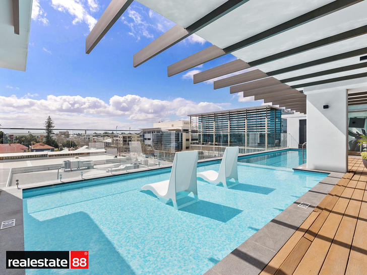 1802/105 Stirling Street, Perth 6000, WA Apartment Photo