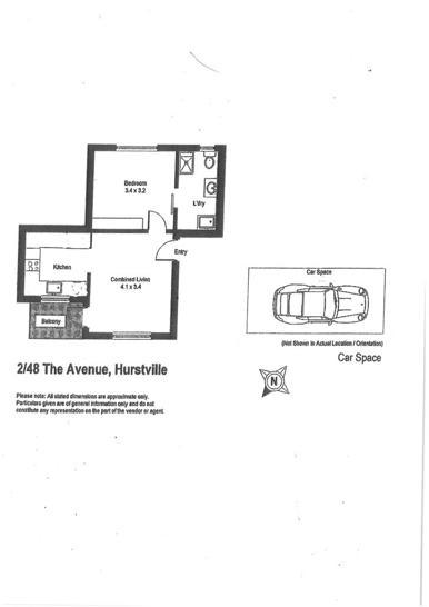 2/48 The Avenue, Hurstville 2220, NSW Apartment Photo