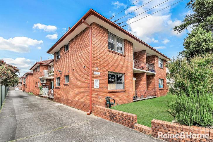 4/19 Blaxcell Street, Granville 2142, NSW Unit Photo