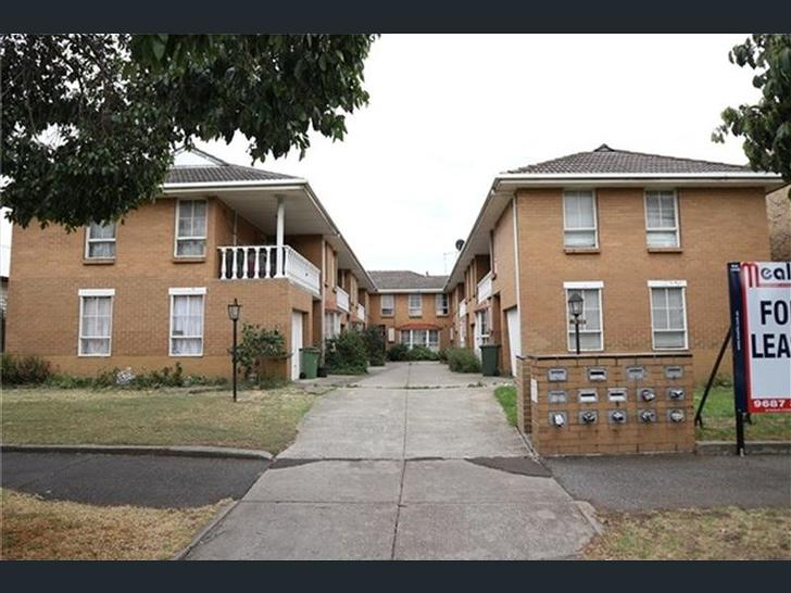 6/136 Geelong Road, Footscray 3011, VIC Townhouse Photo