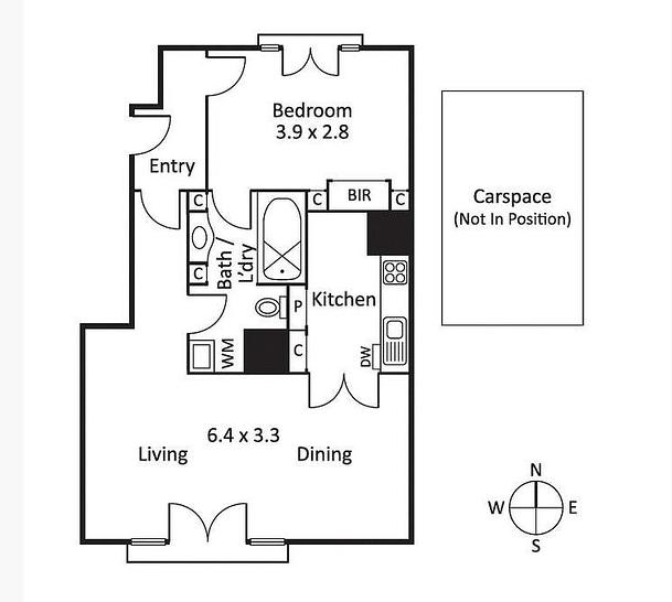 21/2 Lamin Lane, Toorak 3142, VIC Apartment Photo