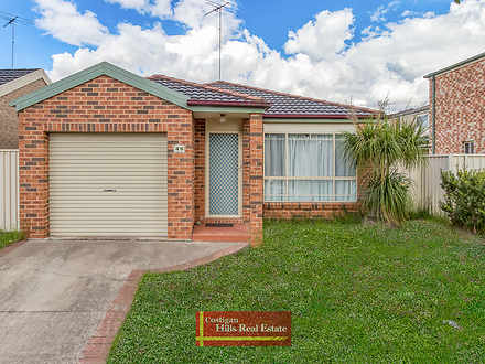 46 Manorhouse Boulevarde, Quakers Hill 2763, NSW House Photo