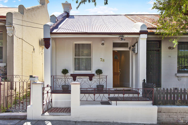 78 Silver Street, Marrickville 2204, NSW House Photo