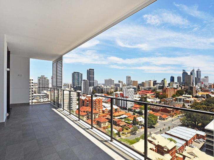 1101/35 Bronte Street, East Perth 6004, WA Apartment Photo
