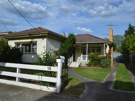 58 O'keefe Street, Preston 3072, VIC House Photo