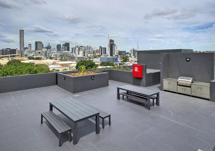 4-4/10 Buchanan Street, West End 4101, QLD Apartment Photo