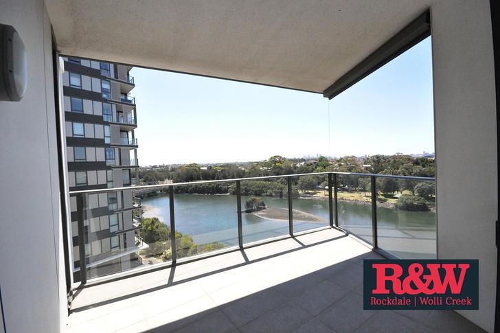 603/20 Brodie Spark Drive, Wolli Creek 2205, NSW Apartment Photo