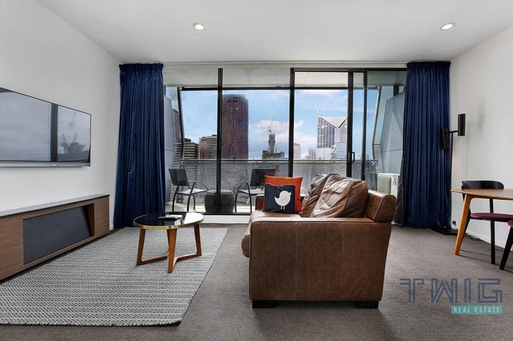 FURNISHED 1 BEDROOM/350 William Street, Melbourne 3000, VIC Apartment Photo