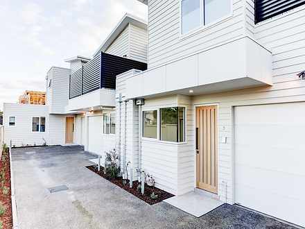 3/13 Hampton Parade, West Footscray 3012, VIC Townhouse Photo