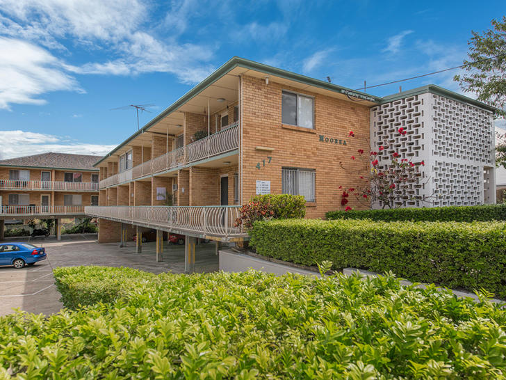 14/417 Bowen Terrace, New Farm 4005, QLD Apartment Photo