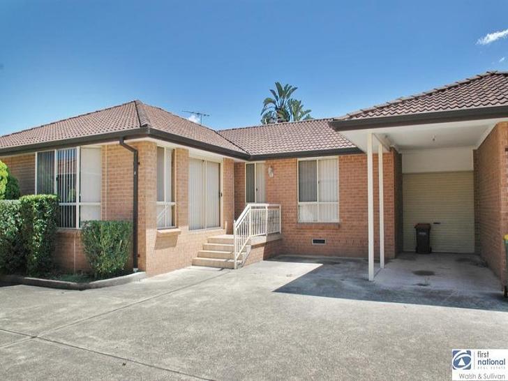 5/109 Hammers Road, Northmead 2152, NSW Villa Photo