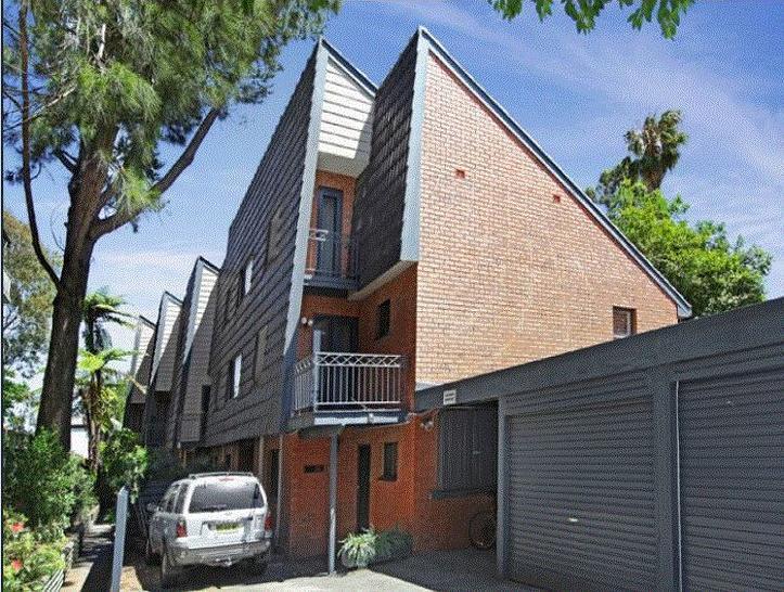 1/158 Flood Street, Leichhardt 2040, NSW Townhouse Photo