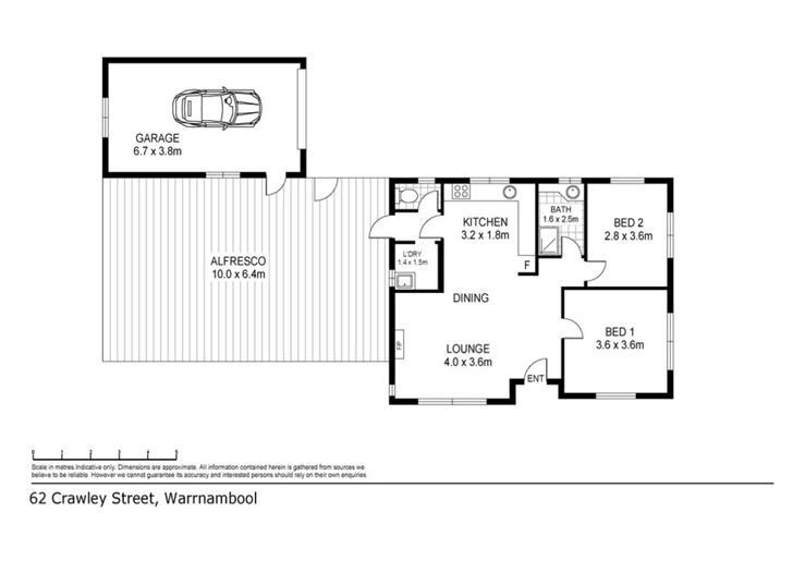 62 Crawley Street, Warrnambool 3280, VIC House Photo
