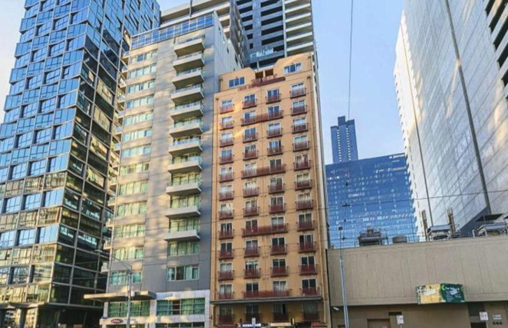 107/546 Flinders Street, Melbourne 3000, VIC Studio Photo