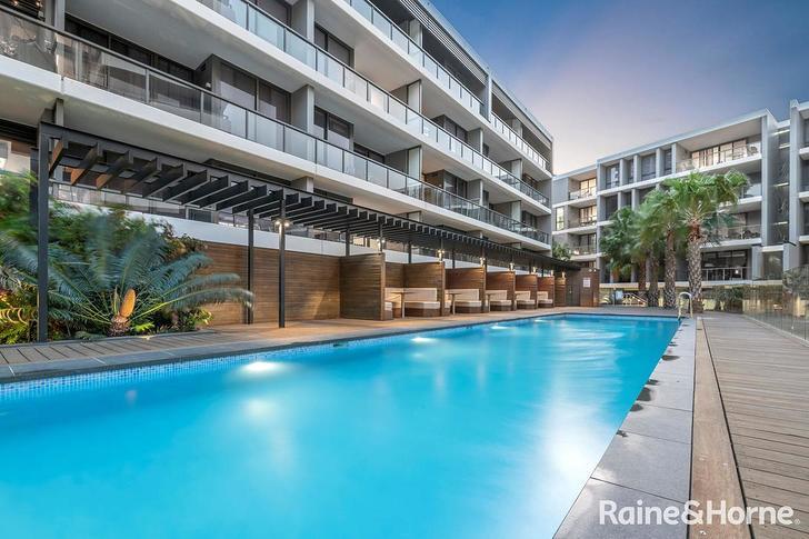 403/9 Archibald Avenue, Waterloo 2017, NSW Apartment Photo