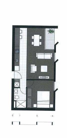 215/1 Brunswick Road, Brunswick 3056, VIC Apartment Photo