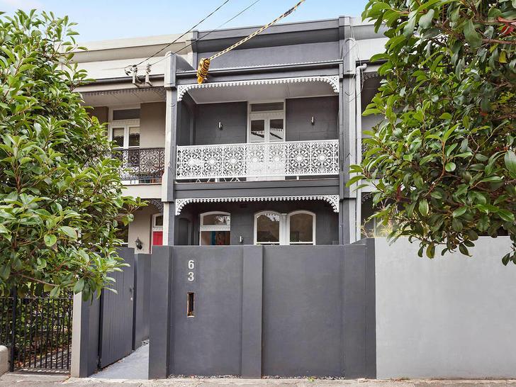 63 Burlington Street, Crows Nest 2065, NSW House Photo