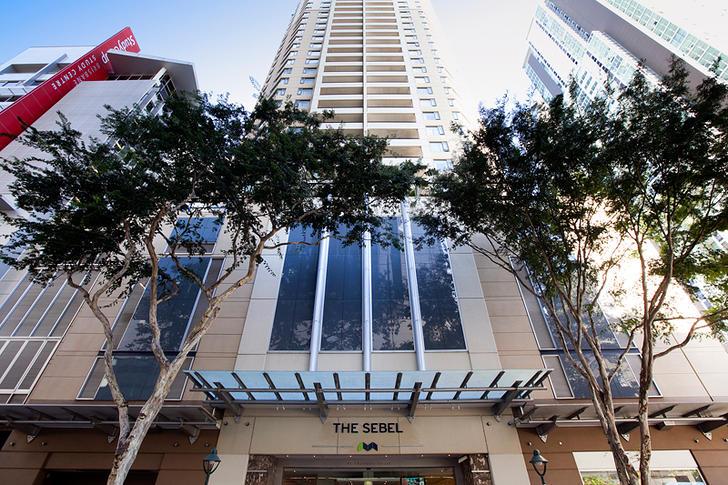 1507/95 Charlotte Street, Brisbane City 4000, QLD Apartment Photo