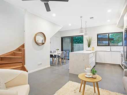 6/95 Junction Road, Clayfield 4011, QLD Townhouse Photo