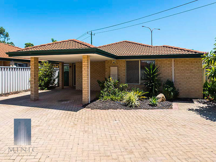 3/2 Braibrise Road, Wilson 6107, WA Villa Photo