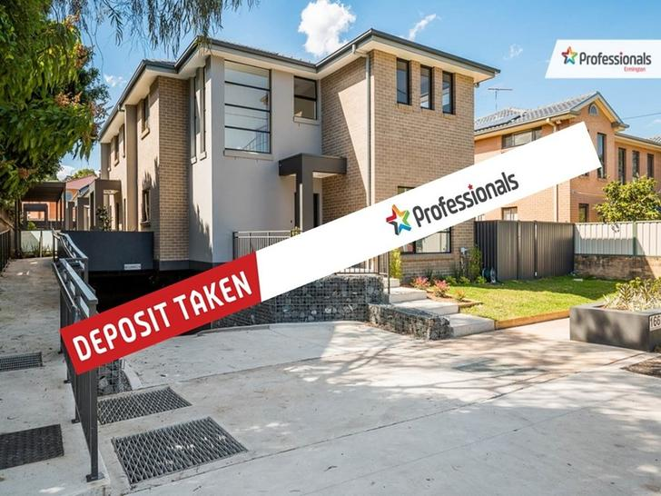 3/166 Kissing Point Road, Dundas 2117, NSW Townhouse Photo