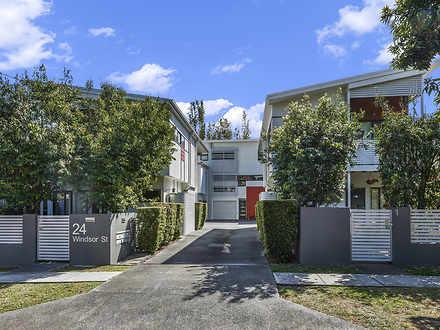 3/24 Windsor Street, Hamilton 4007, QLD Townhouse Photo
