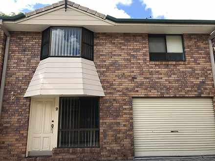 2/8-12 Quinn Street, Toowong 4066, QLD Townhouse Photo