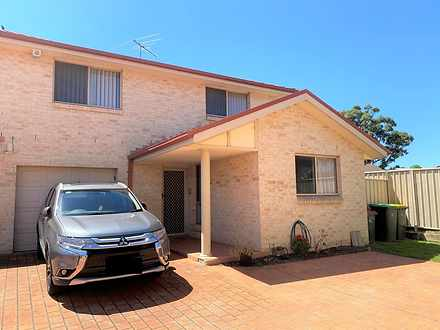 7/16-18 Carnation Avenue, Casula 2170, NSW Townhouse Photo