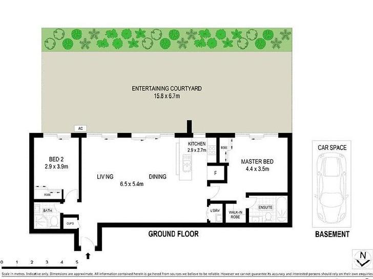 G01/8 Cowper Street, Parramatta 2150, NSW Apartment Photo