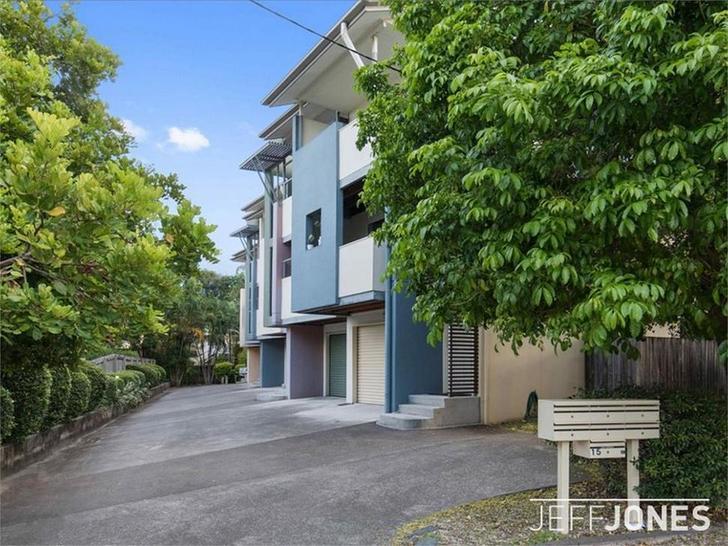 4/15 Bowen Street, Windsor 4030, QLD Townhouse Photo