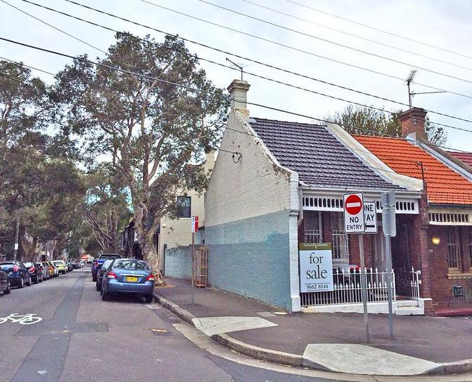 112 Wilton Street, Surry Hills 2010, NSW Terrace Photo